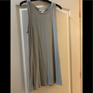 Forever 21 no sleeve tunic dress size L